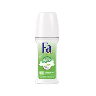 Fa Roll-On Bayan Freshly Free Lime&Coconut 50 ml