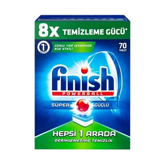 Finish Hepsi 1 Arada Tablet 70 li
