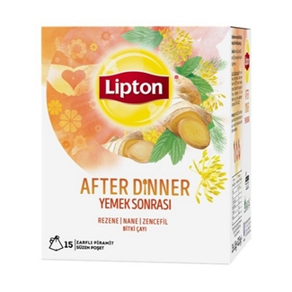 Lipton After Dinner Bitki Çayı 22.5 gr