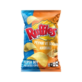 Ruffles Maximum Süper 107 gr